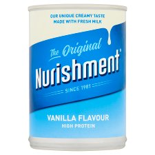 Nurishment Original Vanilla Milk Drink 400Ml