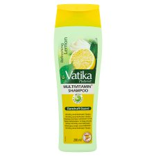 Vatika Refresh Lemon Antidandruff Shampoo 200Ml