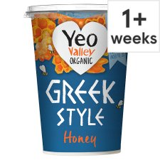 Yeo Valley Honey Greek Style Yogurt 450G