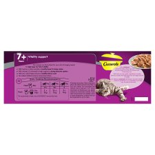 image 3 of Whiskas Cat Food Casserole Jelly Poultry 40X85g