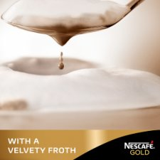 image 2 of Nescafe Gold Vanilla Latte Coffee 8 X 18.5G