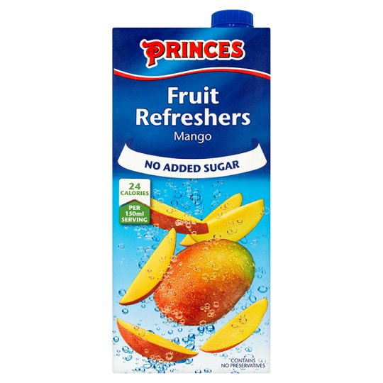 Princes Mango Juice Drink 1 Litre