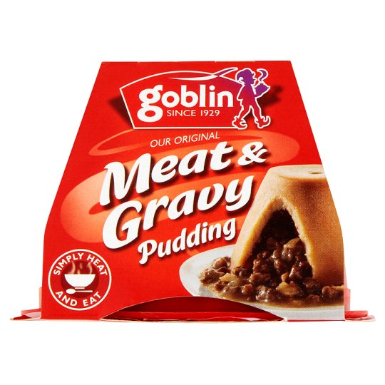 Goblin Meat Pudding 155G