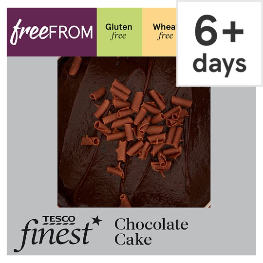 Tesco Finest Free From Chocolate Cake