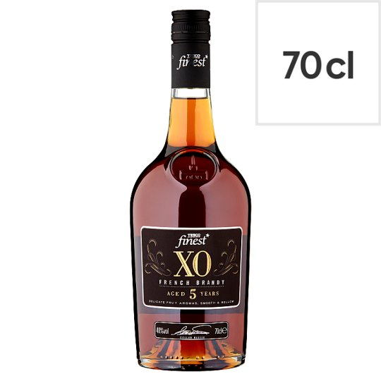 Tesco Finest Xo Brandy 70Cl