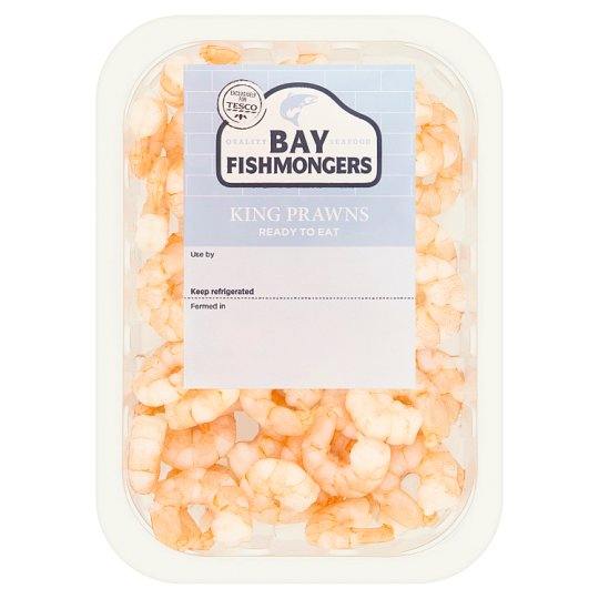 Bay Fishmongers King Prawns 150G