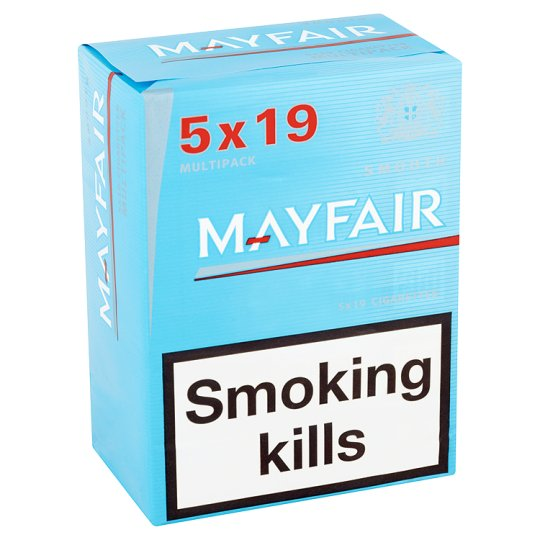 Mayfair Smooth King Size 95 Pack