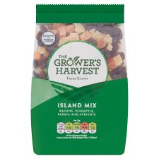 Grower's Harvest Island Mix 300G