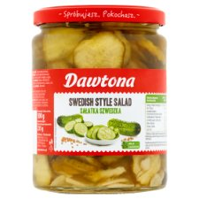 Dawtona Swedish Salad 500G