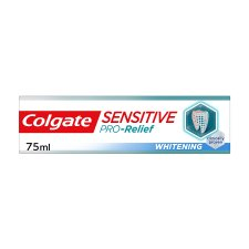 Colgate Sensitive Pro Relief Whitening Toothpaste 75Ml