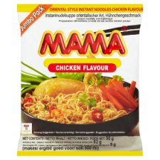 Mama Noodle Chicken 90G