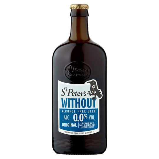 St. Peter's Ale Alcohol Free 500Ml