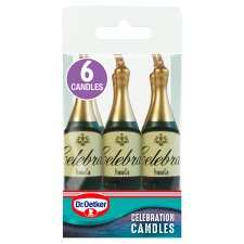 Dr Oetker Celebration Candles