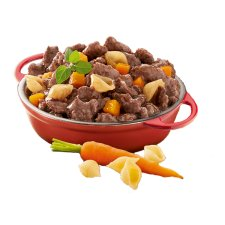 Cesar Cuts In Gravy Beef And Pasta And Carrots 150G