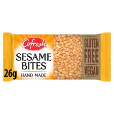 Eat Real Sesame Bites Bar 26G