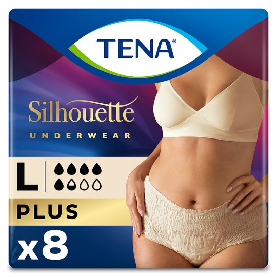 Tena Lady Pants Plus Large 8Pcs