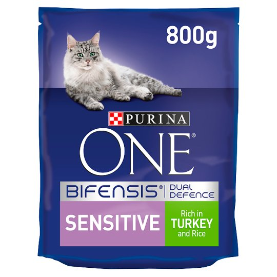 image 1 of Purina One Cat Sensitive 800G