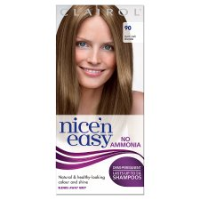 Nice'n Easy No Ammonia Ash Blonde 90 Hair Dye