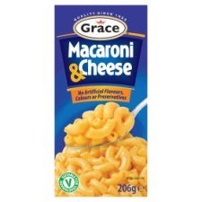 Grace Macaroni And Cheese 206G