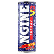 N-Gine Energy Drink Blue 250Ml