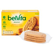 image 2 of Belvita Honey And Nut Biscuits 225G