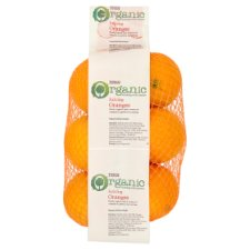 Tesco Organic Juicing Oranges 1Kg