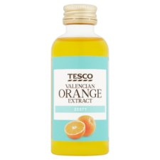 Tesco Valencian Orange Extract 60Ml