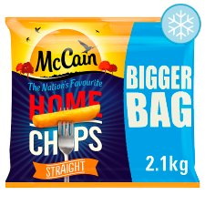 Mccain Home Chips Straight Cut 2.1Kg