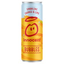 Innocent Bubbles Orange And Lime 330Ml