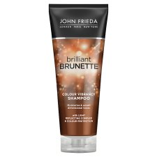 John Frieda Brilliant Brunette Colour Protect Shampoo 250Ml