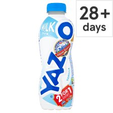 Yazoo Vanilla Milk 400 Ml