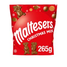 Maltesers Christmas Mix Pouch 265G