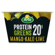 Arla Protein Mango, Kale And Lime Yogurt 200G