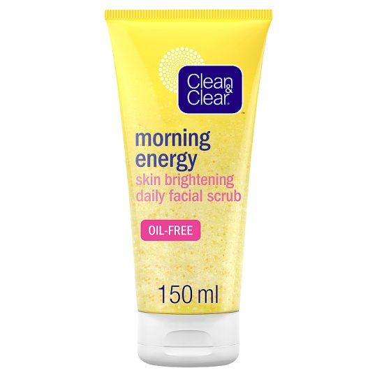 Clean And Clear Brightening Face Scrub 150Ml