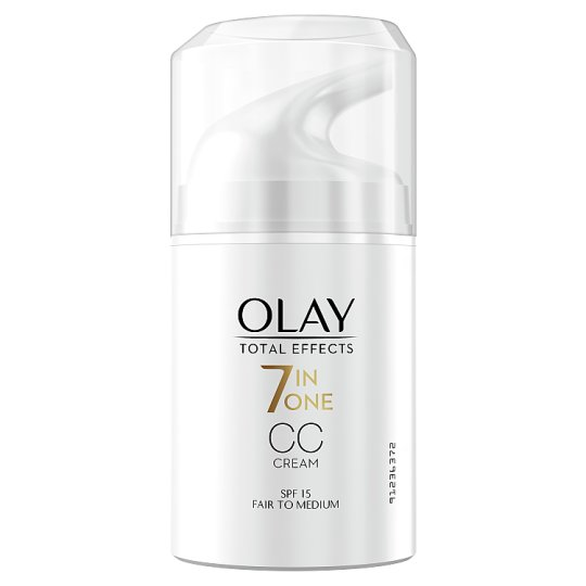 image 1 of Olay Total Effects Fair Medium Cc Cream 50Ml