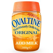 Ovaltine Original Add Milk Drink 300G