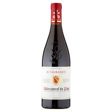 H Valrasque Chateauneuf Du Pape 75Cl