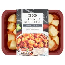 Tesco Corned Beef Hash 450G