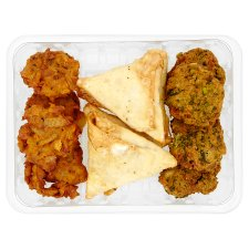 image 2 of Tesco Easy Entertaining 48 Indian Snack Selection 1304G