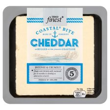Tesco Finest Vintage Coastal Bite Cheese 200G