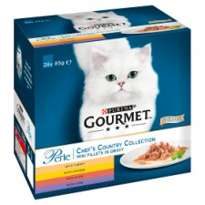Gourmet Perle Mini Fillets In Gravy Variety 28X85g