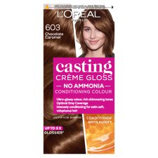 L'oreal Paris Casting Creme Gloss 603 Chocolate Caramel