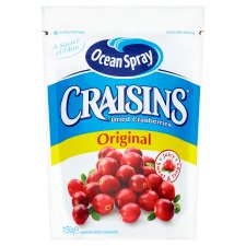 Ocean Spray Dried Craisins Cranberry 150G