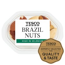 Tesco Brazil Nuts Snack Pack 60G