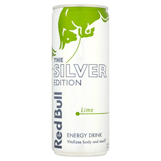 Red Bull Silver Edition Energy Lime 1X250ml