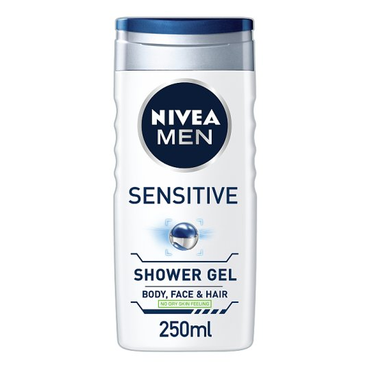 Nivea Men Sensitive Shower Gel 250Ml
