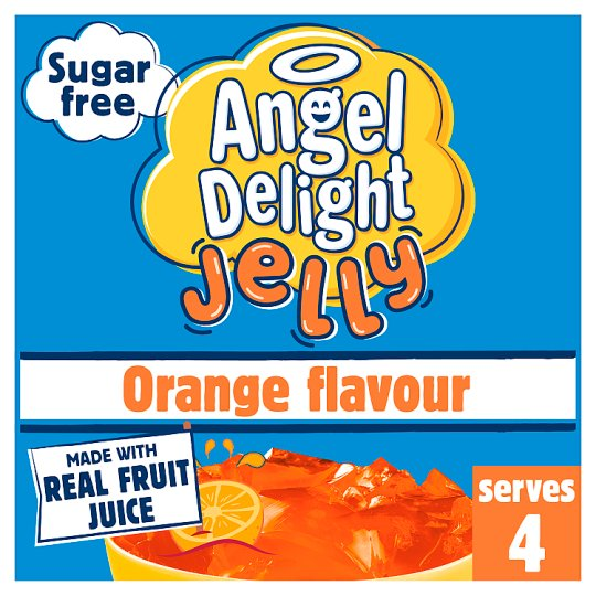 Angel Delight Jelly Orange 11.5G