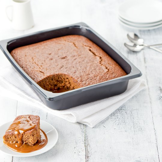 image 1 of Tesco Easy Entertaining Sticky Toffee Pudding 1.9Kg Serves 15