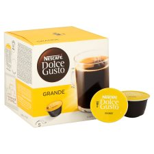 Nescafe Dolce Gusto Grande Caffe Crema Coffee Pods 16 Serving