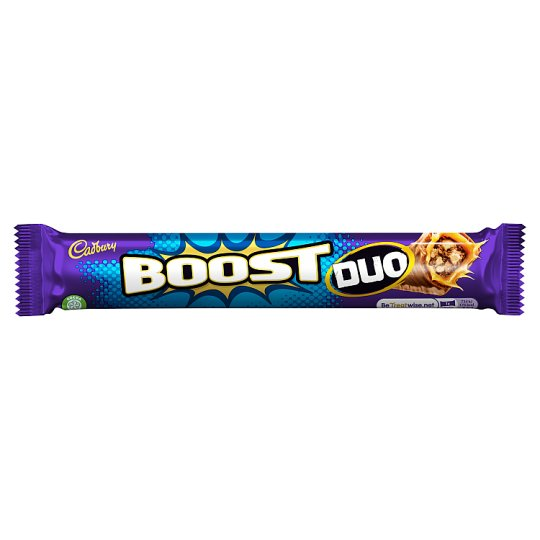 Cadbury Boost Duo Chocolate Bar 78G
